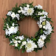 Special tribute wreath for a loved one. Thank you for all the wonderful memories you will forever remain in our hearts, until we meet again…