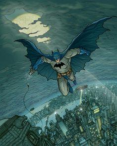 Batman by Ryan Bodenheim