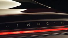 Rearview of the MKZ. Such a beautiful view for everyone your passing on the highway. Lincoln Life, New Lincoln, Lincoln Mkz, Lincoln Mark Viii, Bar Lighting, Concept Cars, Dream Cars, Led, Cars Auto