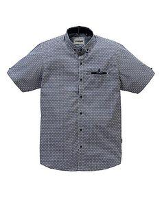 Mish Mash Carnaby Gingham Shirt Long | Jacamo
