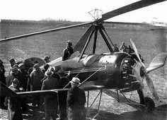 1930's gyrocopter