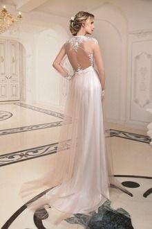 Свадебное платье «Сильвия» Татьяны Каплун— купить в Москве платье Сильвия из коллекции Примавера 2017 года