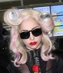 how to dress as lady gaga