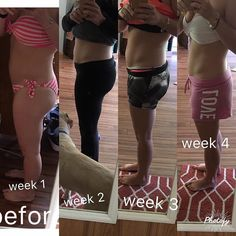 A little push from a pst client of mine! Number 1 is WHO HAS NOT SIGNED UP FOR THIS YET??? It's 75$ for 8 weeks of Danielle!  Look what she did for me in just 4 weeks  She knows what's up!  Check it out  http://ift.tt/2cpWJJK