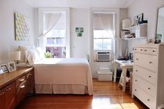House Tour: A West Village Studio With A Lot of Light | Apartment Therapy