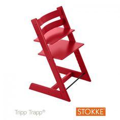 Stokke® Tripp Trapp® Rood   Babypark