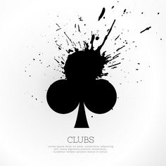 Casino Tattoo, Tattoo Templates, Joker Card, Card Tattoo, Silhouette Art, Backgrounds Free, Cool Cards, The Magicians, Vector Free