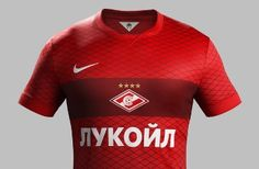 a5847e1a5 Spartak Moscow Release 2014 15 Nike Kits Inspired By New Stadium