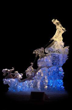 40 insane ice sculptures