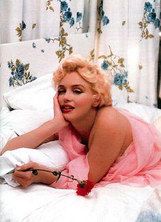 Marilyn Monroe by Cecil Beaton.