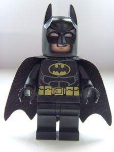 Batman Promotional Minifigure - New style Ears.