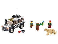 Safari Off-Roader 60267   City   Buy online at the Official LEGO® Shop CA Lego Ninjago, Lego Lego, Lego City, Boutique Lego, Spiderman, Tree Costume, Wild Animals Photos, Lego Builder, Trucks