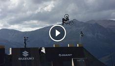 Video: Nicholi Rogatkin Lands FIRST EVER Cashroll on a DH Bike | Singletracks Mountain Bike News