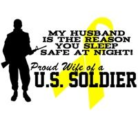 My Husband Is the Reason    #army #armywife #soldier