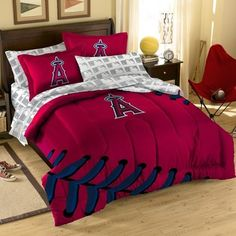 St Louis Cardinals Twin Comforter And Shams Set One Mlb Full Two Standard Pillow Fits Or Size Beds