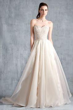 Fabulosos vestidos de novias | Colección Callie Tein