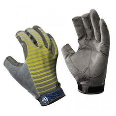 Gloves 65974: Buff Pro Series Fighting Work Gloves Ii - S M - Variegate Charcoal Lime -> BUY IT NOW ONLY: $30.31 on eBay!