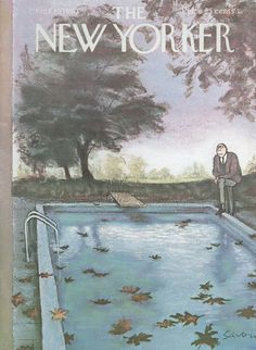 The New Yorker - Saturday, October 19, 1963 - Issue # 2018 - Vol. 39 - N° 35 - Cover by : Charles Saxon