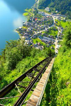 湖畔の美しい町、オーストリア「ハルシュタット」 : コピペ情報局