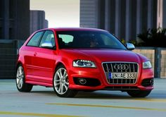 Fifty Shades of Grey, Red Audi A3 - The Sub Special.