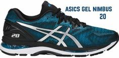 asics-gel-nimbus-20-running-shoes Best Running Shoes, Trail Running Shoes, Running Sneakers, Tailors Bunion, Men Arena, Packable Rain Jacket, Cabin Bag, One Piece For Women, Asics