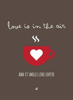 All you need is love... and #FairTrade #coffee! #ValentinesDay