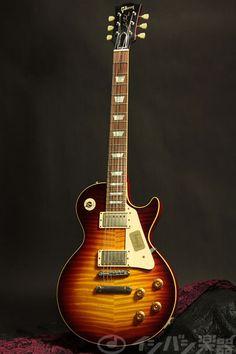 Gibson Custom Historic Collection   1959 Les Paul Standard Reissue   Dark Cherry Burst SN/9 2894