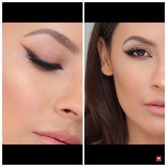 Angelina Jolie inspired eye makeup by Desi Perkins: http://youtu.be/-tQqzMvuM1M