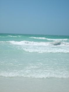 Siesta Key-my moher-in-law owns a condo on the beach..been going there for 36 years. Five generations have enjoyed this beach