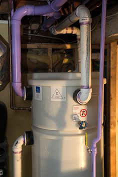 An Example of the Future of Residential Water Reuse: residential graywater reuse systems. The system's installation was one component of a six-month renovation that increased the square footage of their 100-year-old home by almost 50 percent, while reducing water use by up to 27 percent.