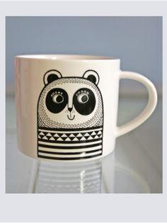 Jane Foster Panda Mug