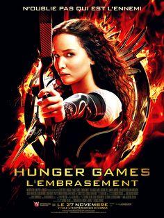 [Film] Hunger Games : L'embrassement