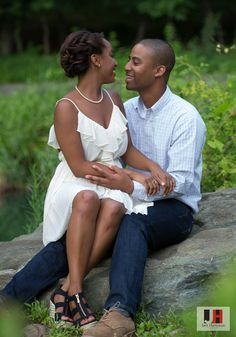 Engagement Photography by Jack Hartzman and David Hartzman - Washington, DC area - Call (301) 762-1800 for more information