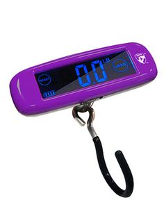 Heys Luggage Mini Touch Scale... for all my traveling ;)
