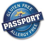 Food Allergy Travel with English / Italian Chef Cards: Senza Allergeni | Gluten Free Passport and Allergy Free Passport