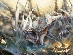 white-flying-dragon-wallpaper.jpg (2048×1536)