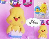 Happy Easter PDF Pattern