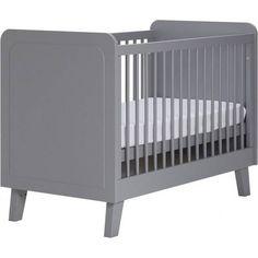 Scandi Ledikant pastel voor de scandinavische look van de babykamer (299,- bij kleinepom.nl)