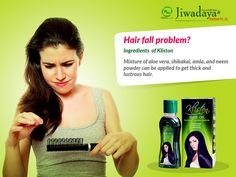 Looking for a treatment of #hairfall that works without the side-effects of chemicals or medications?