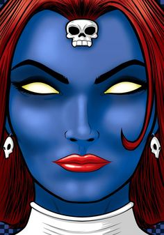 Mystique by Thuddleston on DeviantArt Marvel Women, Marvel Girls, Marvel X, Marvel Heroes, X Men, Comic Books Art, Comic Art, Book Art, Mystique Marvel