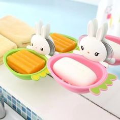 Buy 'Lazy Corner – Rabbit Soap Dish' with Free International Shipping at YesStyle.com. Browse and shop for thousands of Asian fashion items from China and more!