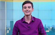 Qual é o problema de um garoto de 18 anos apresentar um telejornal? Nenhum
