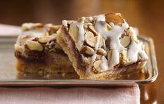 Raspberry-Cheesecake Bars (Gluten Free) Recipe