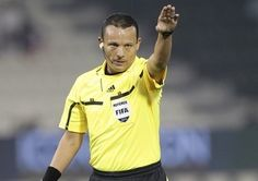 Brazil 2014: Algerian ref appointed for losers final  - http://theeagleonline.com.ng/brazil-2014-algerian-ref-appointed-for-losers-final/