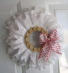 about Paper Doily Crafts on Pinterest