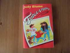 Fudge-a-mania (1990) by Judy Blume - Vintage Childrens Book