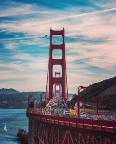 Golden Gate Bridge / San Francisco, California - Shutter:1/1000 Aperture: F8 ISO: 200