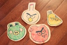 Toddler Approved!: Paper Bag Angry Birds