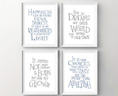 Harry Potter Nursery Decor Albus Dumbledore Quote by SimpleSerene Citation Harry Potter, Harry Potter Quotes, Cross Stitching, Cross Stitch Embroidery, Cross Stitch Patterns, Albus Dumbledore, Cross Stitch Harry Potter, Harry Potter Nursery, Cross Stitch Quotes