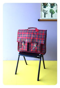 New schoolbags coming soon